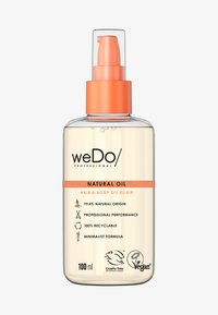 weDo/ Professional - NATURAL OIL - Hair treatment - - - 0