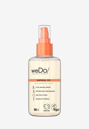 NATURAL OIL - Hair treatment - -