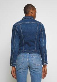 s.Oliver - LANGARM - Denim jacket - blue denim - 2