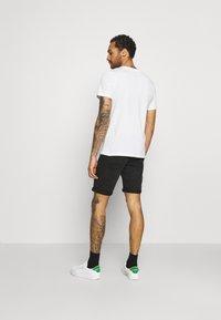Only & Sons - ONSPLY LIFE - Denim shorts - black denim - 2