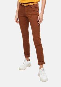 s.Oliver - Slim fit jeans - brown - 3