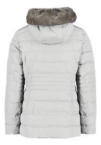 Gil Bret - KUNSTDAUNE - Winter jacket - vanilla ice - 4
