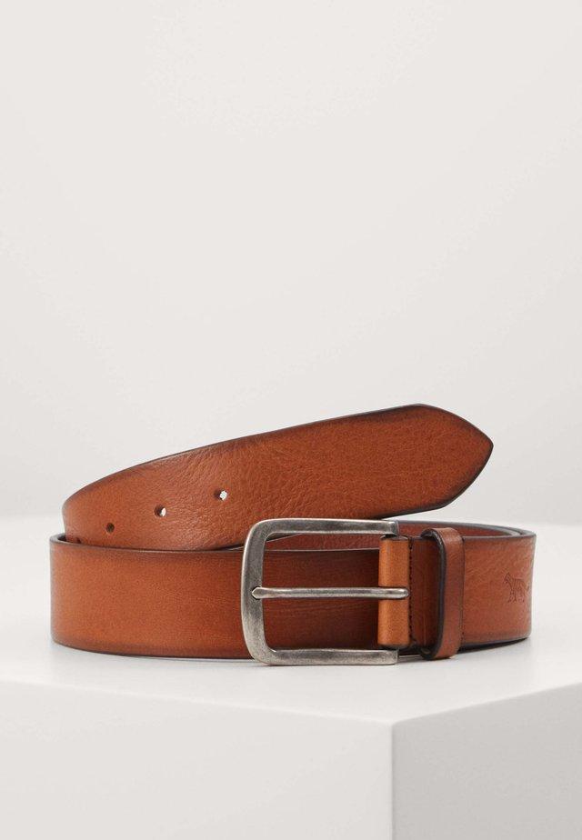 ANTONE - Belt - cognac