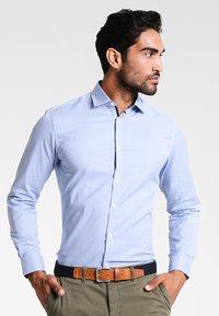 Selected Homme - SHDONENEW MARK  - Shirt - skyway - 0