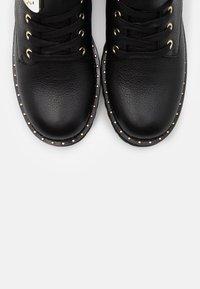 Liu Jo Jeans - Botki na platformie - black - 5