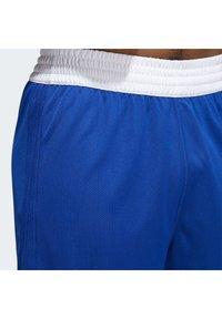 adidas Performance - SPEED REVERSIBLE SHORTS - Sports shorts - blue - 4