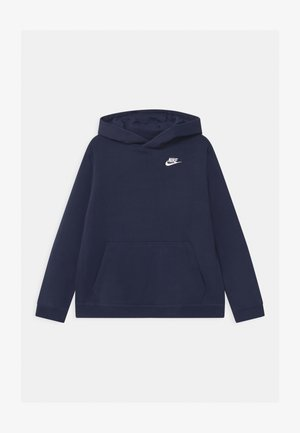 PLUS HOODIE CLUB  - Hoodie - midnight navy