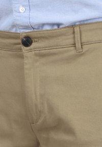Solid - RAVI - Shorts - dune - 4