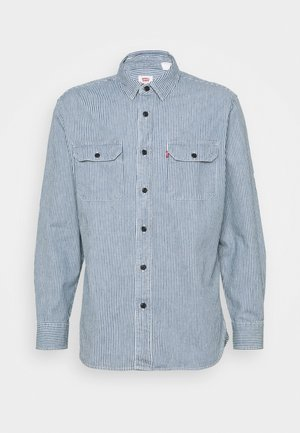 CLASSIC WORKER - Camicia - hickory rinse