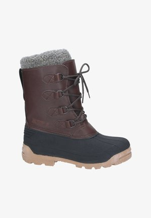 Winter boots - bruin