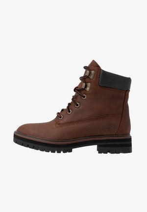 LONDON SQUARE 6IN BOOT - Veterboots - mid brown