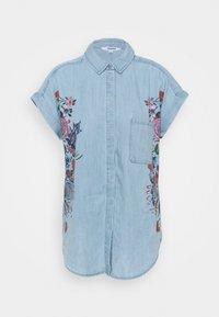 Desigual - SULLIVAN - Camisa - blue - 4
