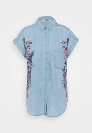 SULLIVAN - Button-down blouse - blue