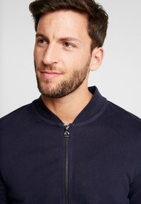 edc by Esprit - Zip-up hoodie - navy - 3