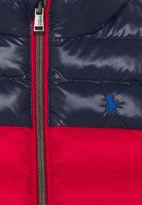 Polo Ralph Lauren - OUTERWEAR VEST - Vesta - red/newport navy - 3