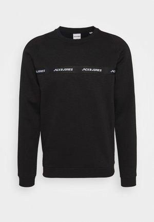 JCOTRAIN CREW NECK - Sweatshirt - black/melange
