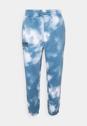 JJIBILL BLURRY PANTS  - Tracksuit bottoms - blue heaven