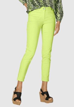 Trousers - neongrün