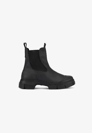 CITY BOOT - Ankelboots - black