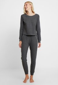 Anna Field - SET - Pijama - grey - 1