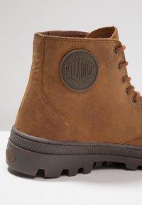 Palladium - PALLABOSS MID - Lace-up ankle boots - sunrise - 5