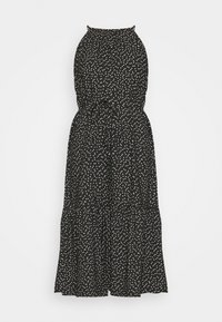 Banana Republic - HALTER MIDI - Cocktail dress / Party dress - black - 3