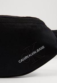 Calvin Klein Jeans - STREETPACK - Bum bag - black - 2