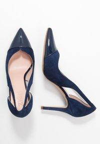 Zign - Lodičky na vysokém podpatku - royal blue - 3