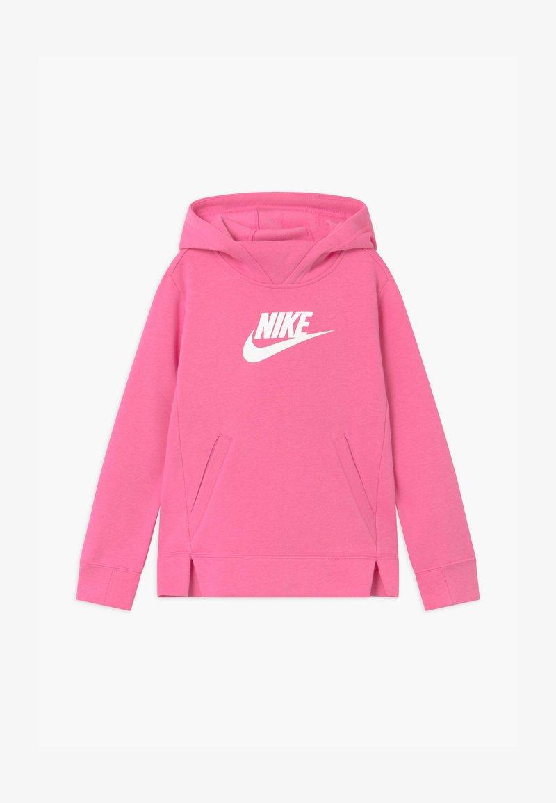 Nike Sportswear - Hoodie - pinksicle/white