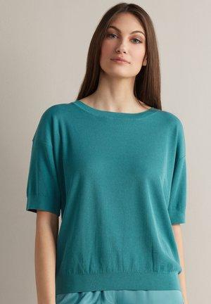 Basic T-shirt - laguna
