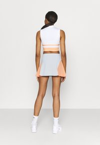 South Beach - TENNIS SKIRT - Sportovní sukně - white - 2