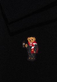 Polo Ralph Lauren - BEAR SCARF - Schal - black - 1