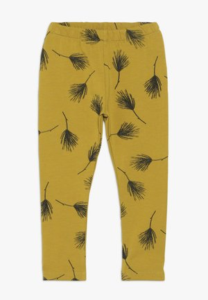PINE LEGGINGS - Legíny - golden