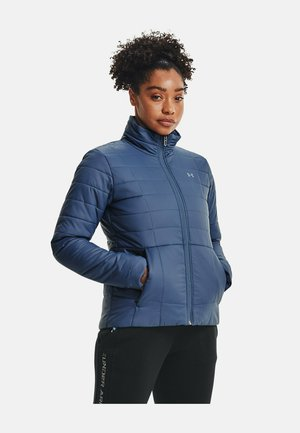 INSULATED JACKET - Winterjas - mineral blue