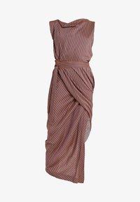 Vivienne Westwood Anglomania - VIAN DRESS - Maxi dress - aubergine - 3