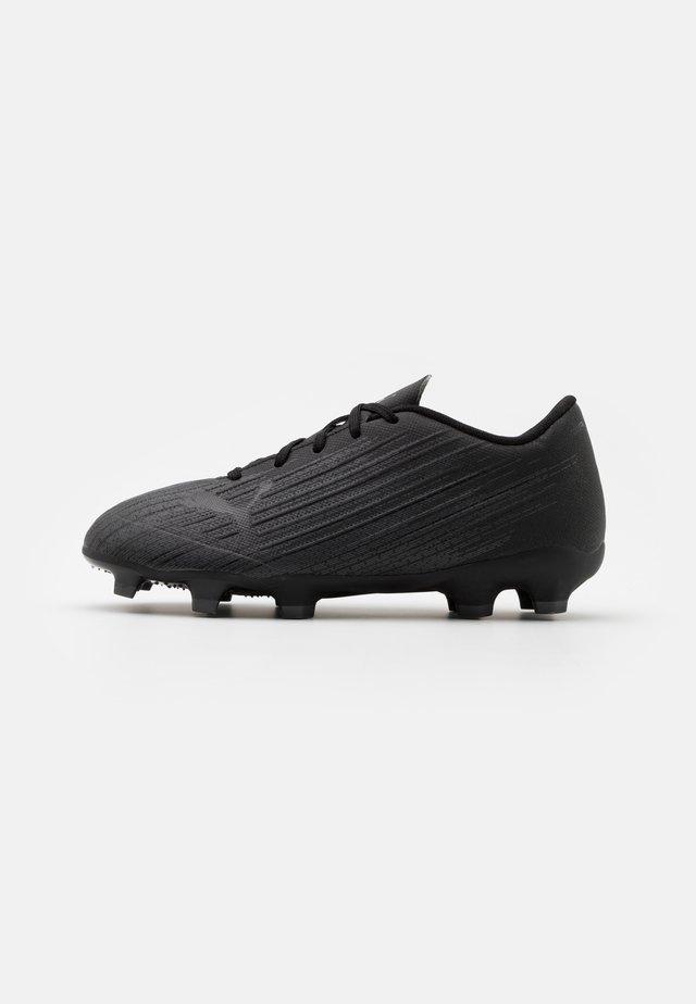 ULTRA 4.1 FG/AG JR UNISEX - Fotbollsskor fasta dobbar - black