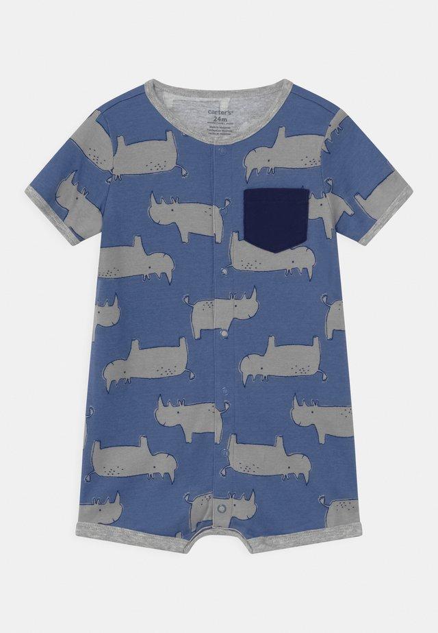WHALE - Tuta jumpsuit - blue