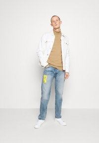 Levi's® - LEVI'S® X LEGO 501® '93 STRAIGHT - Jeans a sigaretta - studs on top - 1