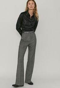Massimo Dutti - Trousers - light grey - 0