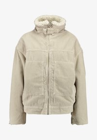 BDG Urban Outfitters - BORG UTILITY JACKET - Vinterjacka - ivory - 5