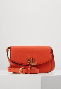 Lauren Ralph Lauren - CLASSIC MADISON - Bum bag - pumpkin - 0