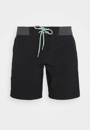 SOLID FREAK - Swimming shorts - black out