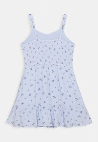 Abercrombie & Fitch - TIERED DRESS - Day dress - blue - 1