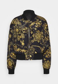 Versace Jeans Couture - OUTERWEAR - Bomber Jacket - black/gold - 6