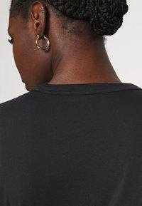 ARKET - LONGSLEEVE - Camiseta de manga larga - black - 3
