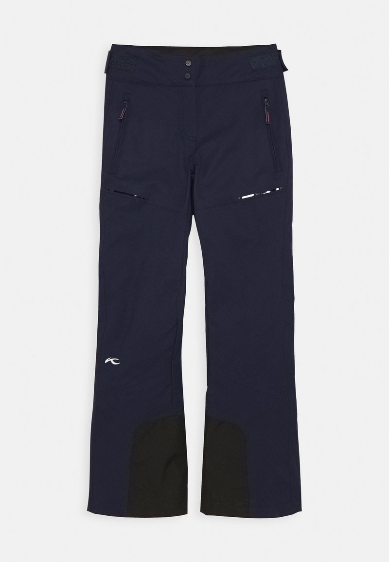 Kjus - GIRLS CARPA PANTS - Snow pants - atlanta blue