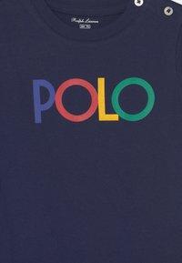 Polo Ralph Lauren - FLOUNCE DAY DRESS SET - Jersey dress - french navy - 3