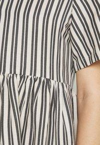 EDITED - MABEL DRESS - Day dress - beige/black - 4