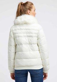 DreiMaster - Winter jacket - white - 2