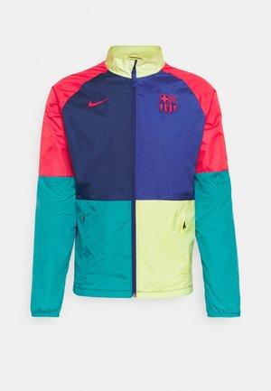FC BARCELONA DRY  - Club wear - deep royal blue/blue void/lt fusion red